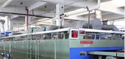介绍拉幅定型机的安装流程
