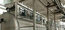 拉幅定型机的用途及清洁工作介绍