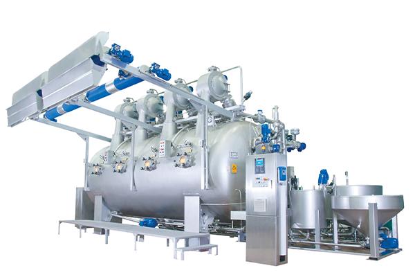 如何处理拉幅定型机排放的废气